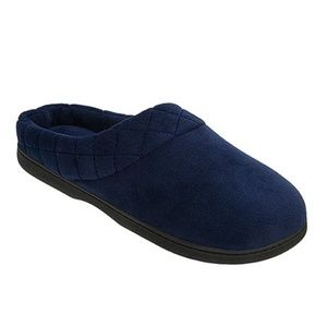 Dearfoams Peacoat Quilted Clog Slipper 7/8